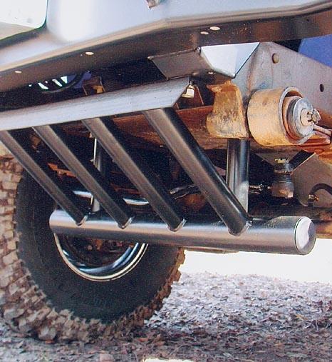 Защита двигателя уаз 3303